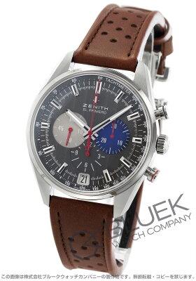 ゼニス Zenith 腕時計 エル プリメロ クロノマスター 36000VpH クラシックカーズ メンズ 03.2046.400/25.C771