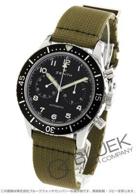 ゼニス Zenith 腕時計 ヘリテージ パイロット リバイバル クロノメトロ TIPO CP-2 世界限定1000本 メンズ 03.2240.4069/21.C803