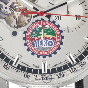 ゼニス エル プリメロ クロノマスター 1969 HEROカップ 世界限定100本 クロノグラフ アリゲーターレザー 腕時計 メンズ Zenith 03.20410.4061/07.C772