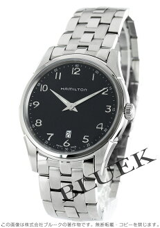 Hamilton jazzmaster Thinline black mens H38511133