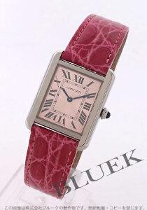 【カルティエ】【W5200000】【CARTIER TANK-SOLO】【腕時計】【新品】【5年保証付】カルティエ ...