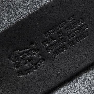 イルビゾンテ キーケース メンズ レディース スタンダード STANDARD ブラック C0378 P 135 IL BISONTE