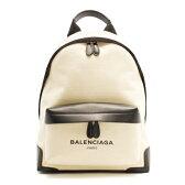 バレンシアガ BALENCIAGA リュックサック/バックパック ネイビー 【NAVY】 ナチュラル&ブラック 409010 AQ38N 1081 2016年春夏新作 メンズ レディース
