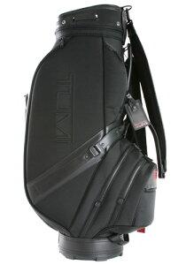 【ゴルフ用品】【新品】TUMI 22185DH Slim Golf Carry Bag ゴルフバッグ ブラック