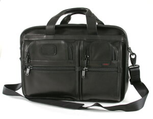 【TUMI】【トゥミビジネスバッグ】【新品】TUMI 96141DH Alpha Expandable Organizer Leather C...