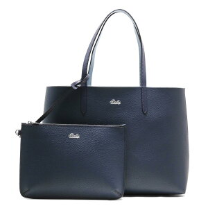 Bally Tote Bag Ladies Lolly Reversible Dusty Marine Blue & Azure Blue RORYREVD 44 6229760 Fall 2019 New BALLY