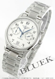 Jin Ron master collection automatic chronograph silver men L2.669.4.78.6