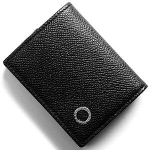 ブルガリ コインケース(小銭入れ) 財布 メンズ ブルガリブルガリ マン ブラック 282231 BVLGARI
