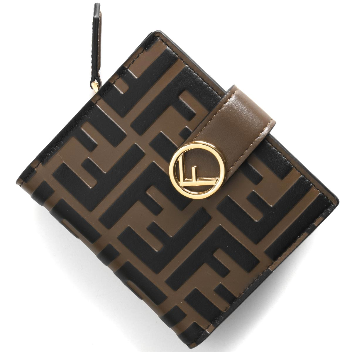 FENDI(フェンディ)『二つ折り財布(8M0386AAFMF13VK)』
