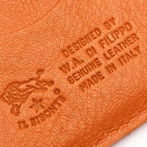 576209723ff5 ... イルビゾンテ IL BISONTE 長財布 スタンダード 【STANDARD】 オレンジ C0616 P 166 メンズ レディース ...