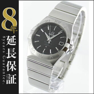 OMEGA Constellation Double Eagle Co-Axial Chronometer 123.10.35.20.01.001