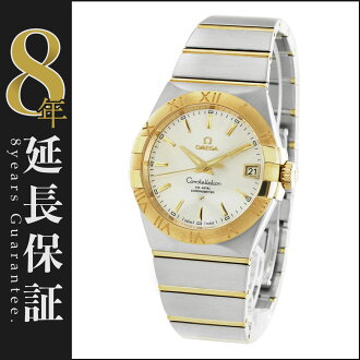 OMEGA Constellation Co-Axial Chronometer 123.20.38.21.02.002