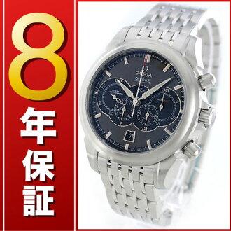 OMEGA De Ville 4 Counter Co-Axial Chronometer 422.10.41.52.06.001