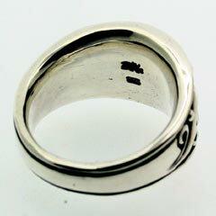 シルバーリングメンズ刻印可能クラウズリング(太)シルバー925指輪メンズアクセサリーClouds/Blula【送料無料】【RCP】【10P05Dec15】