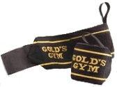 【トレーニング用品】GOLD'S GYM(ゴールドジム)ループ付きリストラップG3511【350】