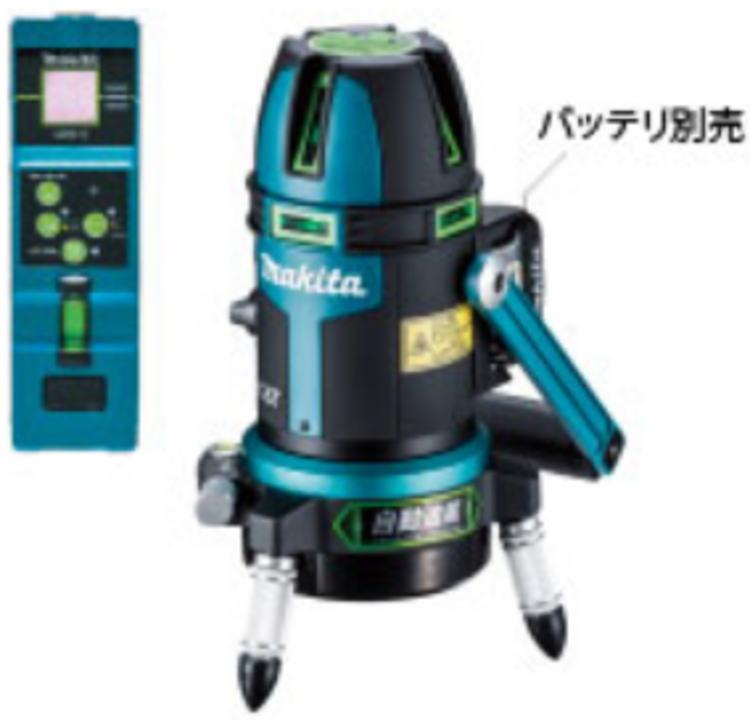 makita『充電式屋内・屋外兼用墨出し器(SK506GDZN)』