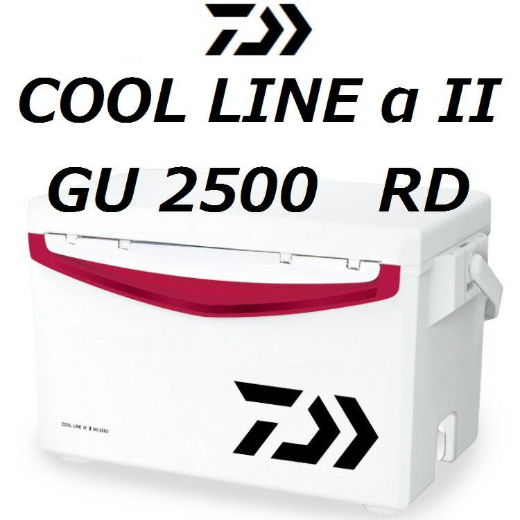 アウトドア, クーラーボックス  DAIWA II GU2500 RD 510