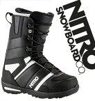 【スノーボードブーツ】NITRO(ナイトロ)VAGABOND STD BOOTS BLACK【350】