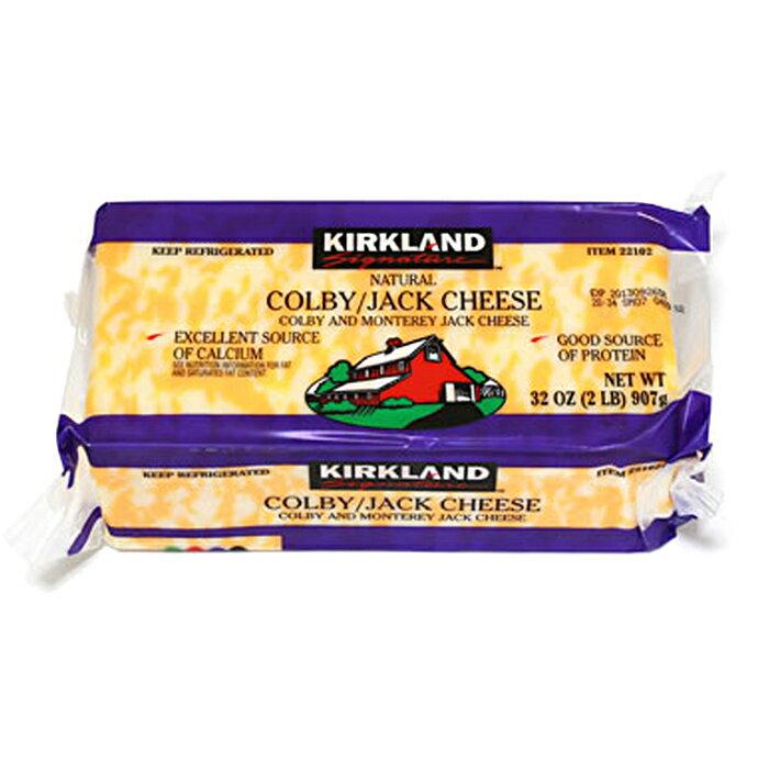 コルビージャックチーズのパッケージ