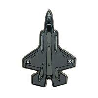 自衛隊グッズ航空自衛隊戦闘機部隊TFSピンバッジF-35戦闘機