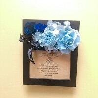 フラワーアレンジメントフォトスタンドフラワーギフトフォトフレームフォトスタンド花可愛い枯れない花プリザーブドフラワー写真立てプリザードフラワーブリザードフラワーバラ母の日誕生日誕生日プレゼント結婚式敬老の日ギフトプレゼント