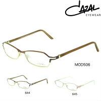 CAZALカザールメガネフレームコンパクト506選べる2カラー
