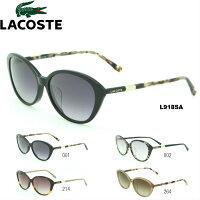 LACOSTEラコステサングラスL837SA53サイズウェリントンユニセックス男女兼用LacosteワニUVカット紫外線カット紫外線予防