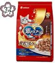 【ユニチャーム】銀のスプーン 贅沢うまみ仕立て お魚づくし 1kg 1