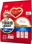 新商品激安特売中【日本ペット】ビューティープロ猫下部尿路の健康維持1歳から10歳まで室内猫用1.4kg