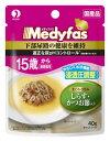 【ペットライン】メディファス スープパウチ 15歳から長寿猫用 しらす・かつお節入り 40gx48個(ケース販売)