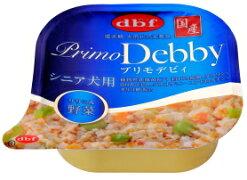 【デビフペット】プリモデビィササミ&野菜95g
