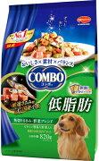 【日本ペット】コンボドッグ低脂肪角切りささみ・野菜ブレンド820g