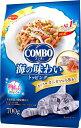 【日本ペット】コンボ キャット まぐろ味・カニカマ・小魚添え 700g