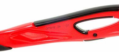 OAKLEYオークリーレーダーロックパスサングラス赤レッド黒ブラック009181-09【中古】【k】【Blumin楽天市場店】