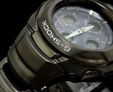 【未使用品】【ウォッチ】CASIOカシオG-SHOCKMR-Gチタンソーラー電波時計メンズ腕時計MRD-2100DJ-1AJF【中古】【k】【Blumin楽天市場店】