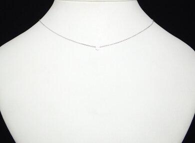 【新品未使用品】【ジュエリー】CartierカルティエディアマンレジェドゥカルティエネックレスXSK18WG750WGホワイトゴールドダイヤモンドD0.04ctB7224515【k】【Blumin楽天市場店】