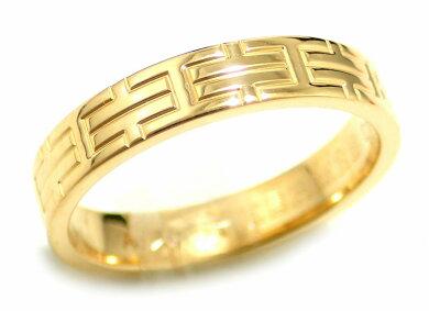 【ジュエリー】HERMESエルメスキリムリング指輪K18750ゴールド#5111号【中古】【k】【Blumin楽天市場店】