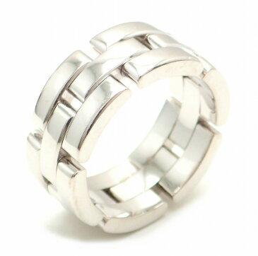 【ジュエリー】Cartier カルティエ マイヨンパンテール リング 指輪 #52 12号 K18WG 750WG ホワイトゴールド 【中古】【k】