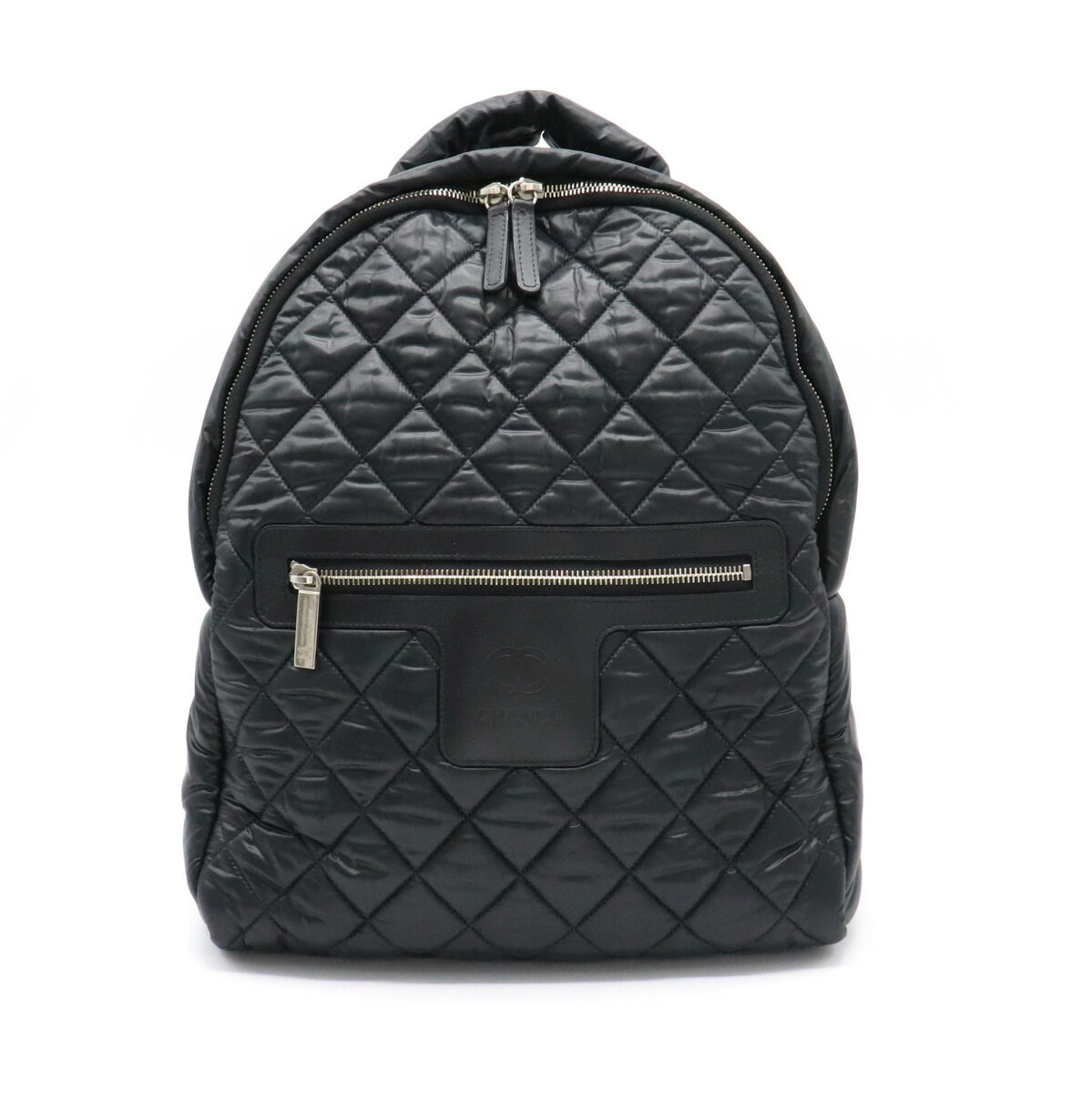 CHANEL quilted backpack CHANEL A92559