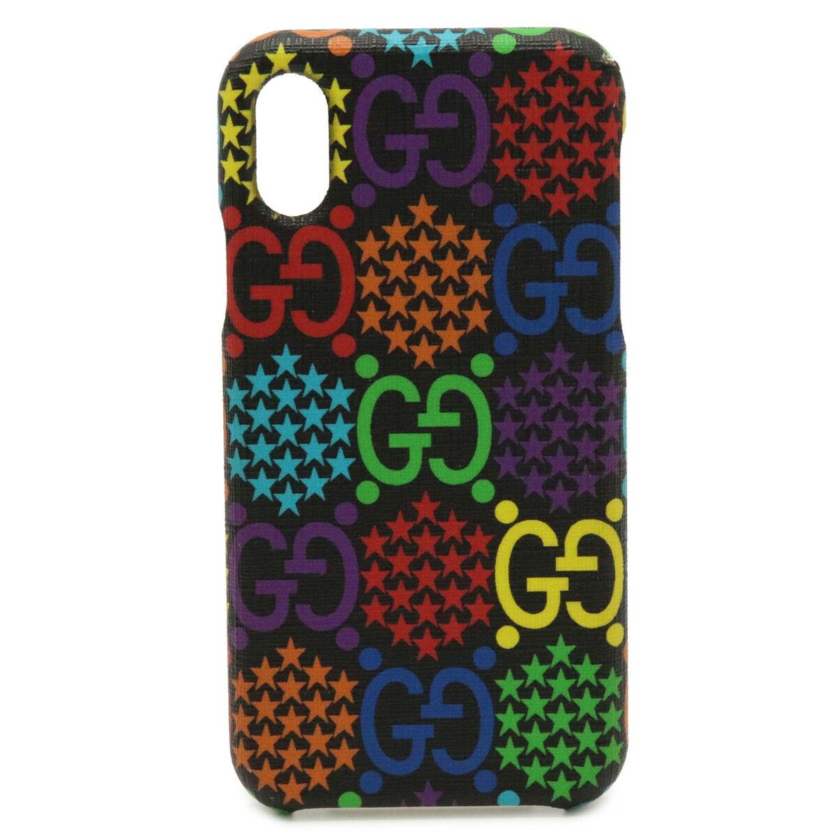 スマートフォン・携帯電話アクセサリー, ケース・カバー GUCCI GG iPhone iPhoneX XS PVC 603758