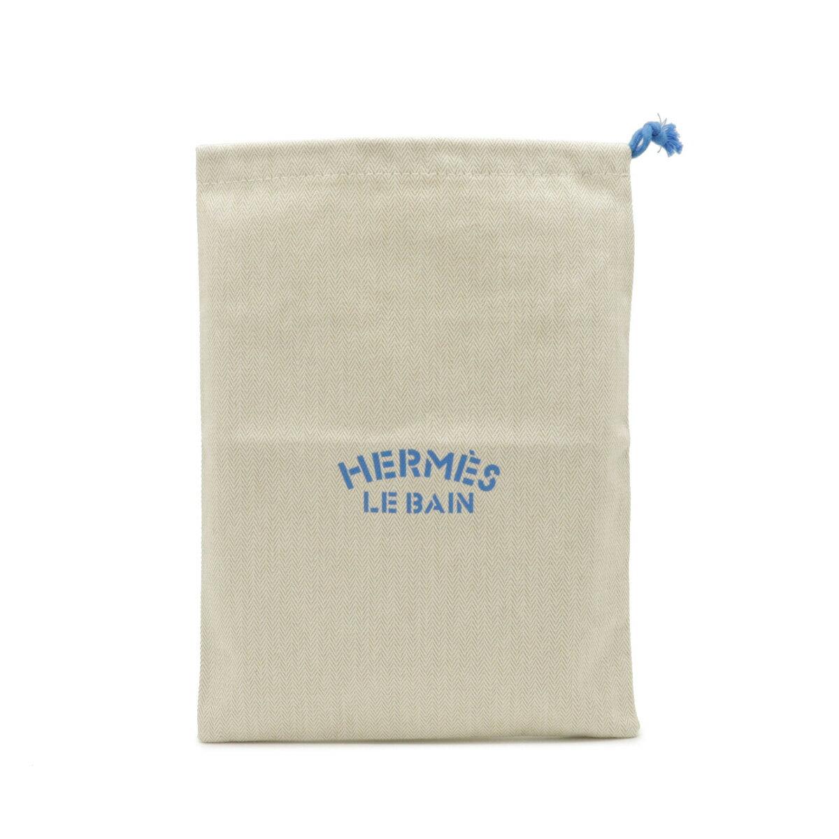 HERMES Dust Bag HERMES LE BAIN