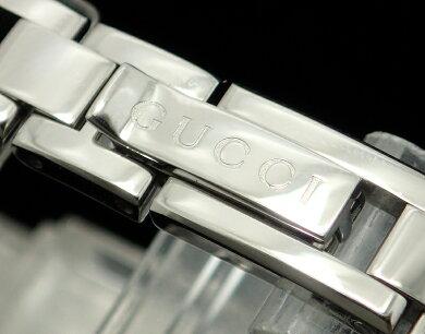 【ウォッチ】GUCCIグッチGリンクG-Linkホワイト文字盤SSレディースQZクォーツ腕時計110YA110501【】【k】【Blumin店】