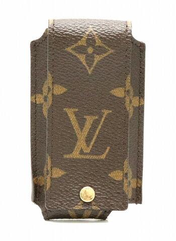 LOUIS VUITTON ルイ ヴィトン モノグラム エテュイ iPod nano アイポッドナノケース iPod nano ケース M60021 【中古】【Blumin/森田質店】【質屋出品】【s】
