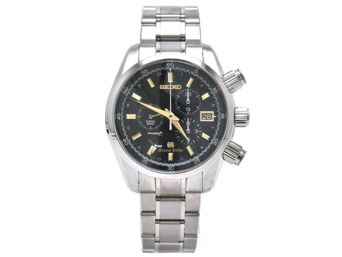 腕時計, メンズ腕時計 SEIKO GRANDSEIKO GS GMT AT 9R86-0AC0 SBGC005