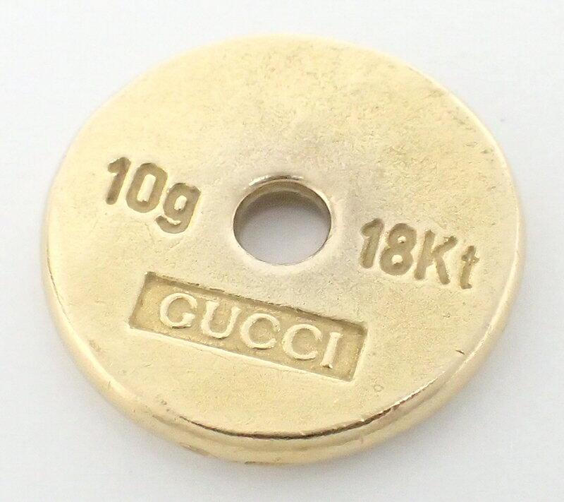5639436036d5 【楽天市場】【中古】【ジュエリー】GUCCI グッチ コイン ロゴ .