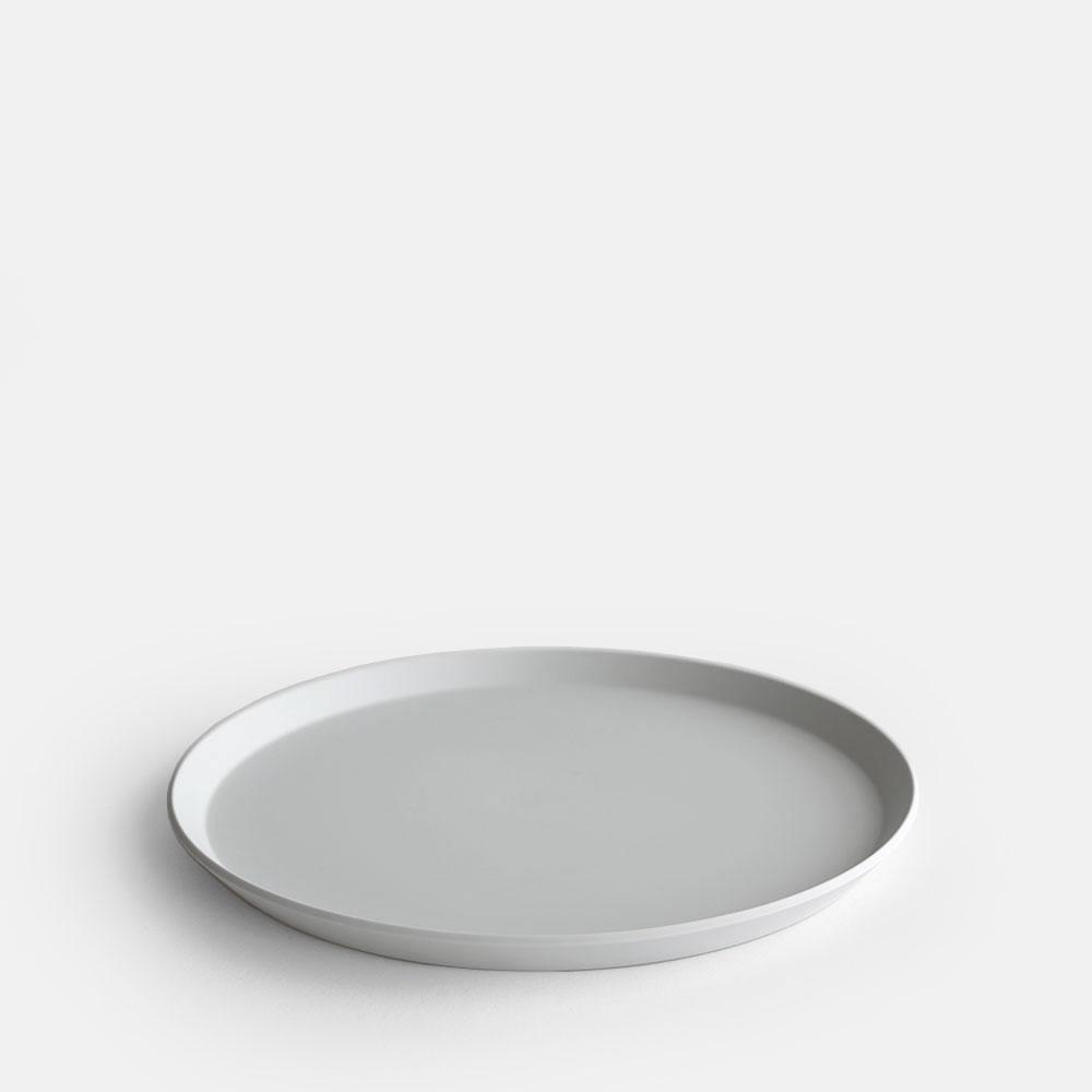 """【あす楽対応】1616/arita japan / TY """"Standard"""" Round Plate200(Plain Gray)【有田焼/柳原照弘/TYスタンダード/ラウンドプレート】[111195"""