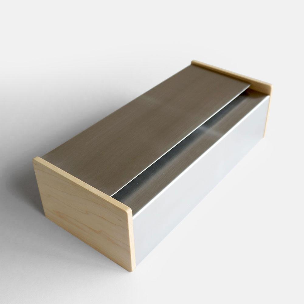 YAMASAKI DESIGN WORKS[ヤマサキデザインワークス] / ティッシュボックス(MAPLE)【tissue box/メープル/ギフト】[113963
