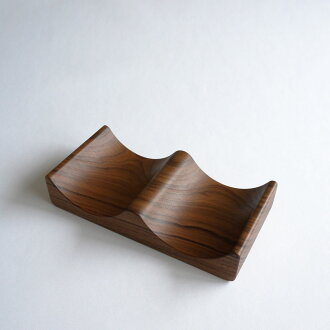 YAMASAKI DESIGN WORKS[山崎設計作品]/衛生紙托盤木材(WALNUT)[11萬1716