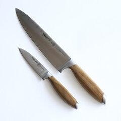Schmidt Brothers Cutlery / No.13 Bonded Teak 2 …