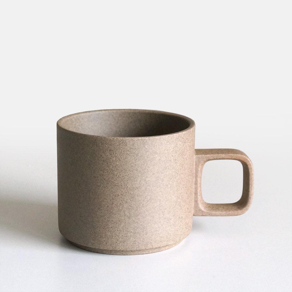 【あす楽対応】HASAMI PORCELAIN[ハサミポーセリン] マグカップ(ナチュラル) size:S 330ml 電子レンジ対応 HP019 [111111の写真